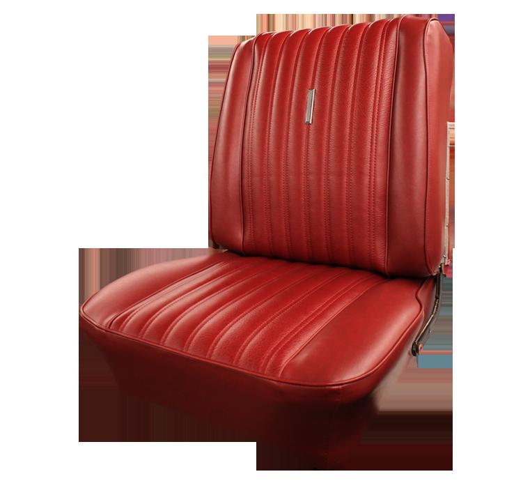 1966 Fairlane Torino Bucket Seat Upholstery