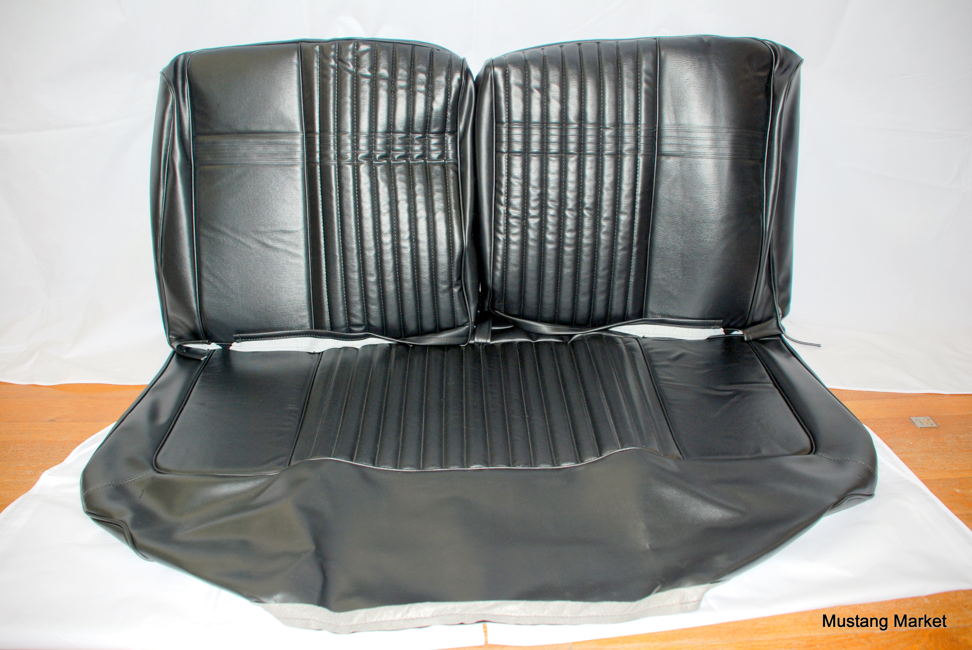1966 Fairlane Split Bench Upholstery