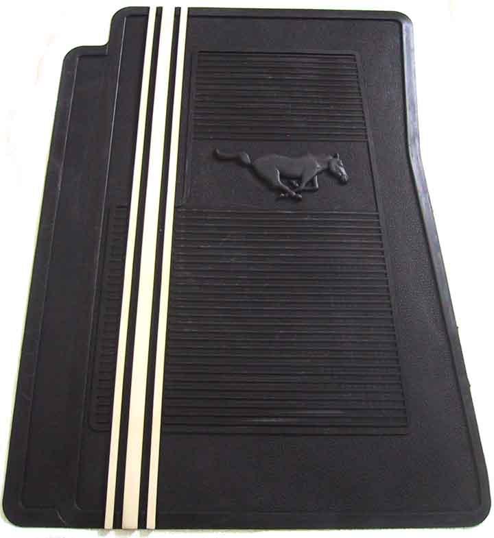 1966 Ford Mustang Floor Mats Floor Matttroy