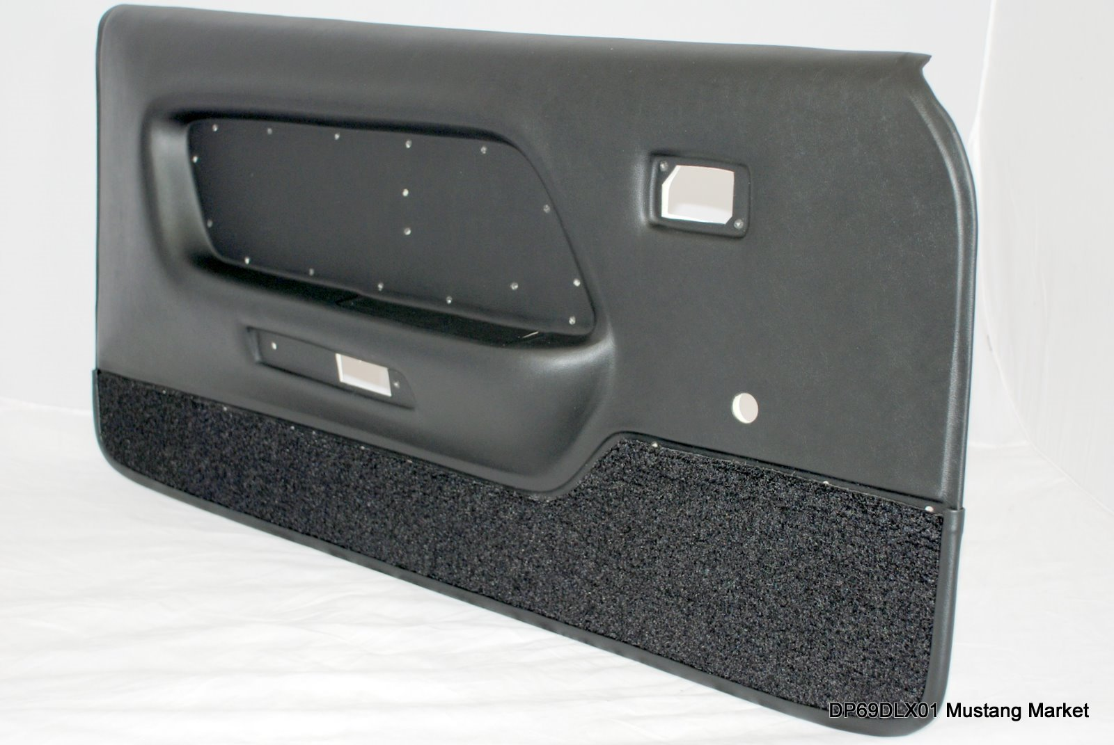 1972 Ford Mustang Door Panels